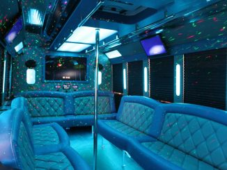 Places You Can Visit in a Party Bus